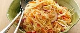 Coleslaw with Cumin-Lime Vinaigrette Recipe : Bobby Flay : Food Network