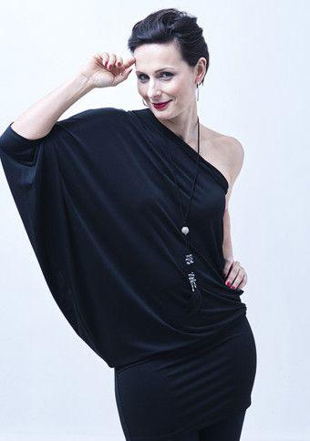 Sexy asymetrické šaty #ModinoSK