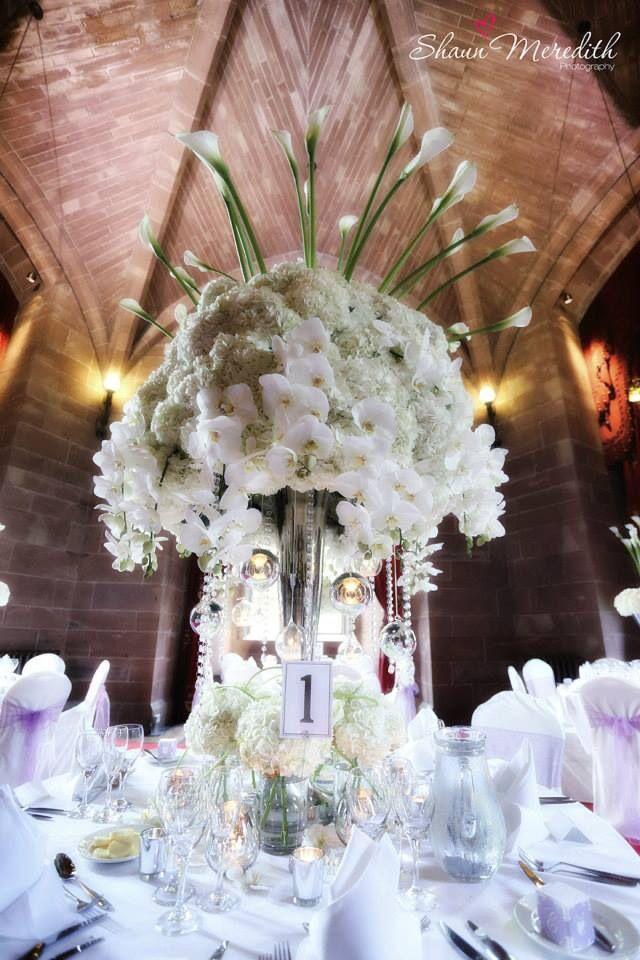 Bride Flowers Wedding Flowers Flower Centerpieces Preston