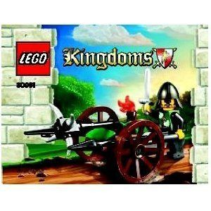 LEGO Knights Kingdom Set 30061 Siege Cart Bagged * Find out more about the great product at the image link.