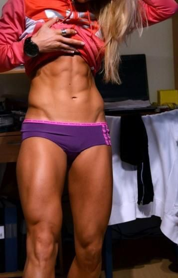 Worth a re-pin.....this is my ideal especially for my body shape. Georgeous, sexy, athletic, ripped and possible.