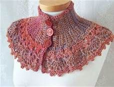 Free Crochet Capelet Patterns - Bing Images