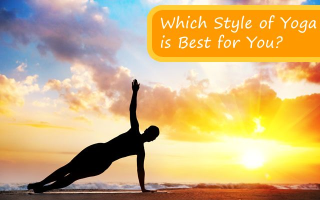 Yoga Styles: Which Style is Best for You?