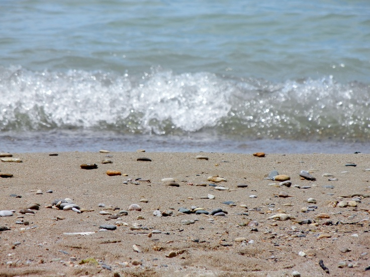 Where I love to be. Beach, Kincardine