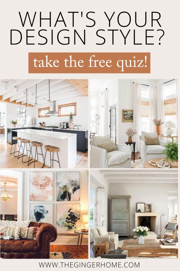 Home Design Quiz Interior Design Styles Quiz Design Style Quiz Decorating Styles Quiz