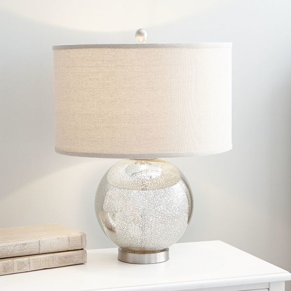23 Best Mercury Glass Lamps Images On Pinterest