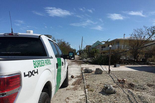 As Hurricane Irma Neared Florida, Immigration Agents Kept Picking Up Undocumented People Despite Promises