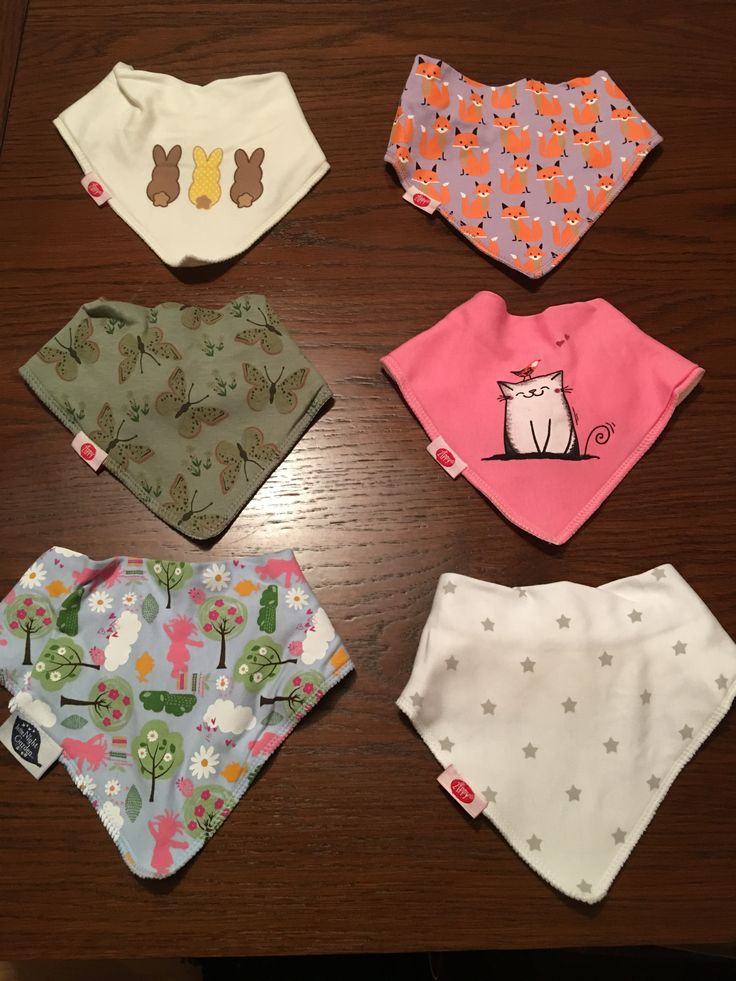 Love these bandana bibs by Zippy Bibs...super soft and stunning designs, much better than the standard run of the mill bibs and relatively low cost too.