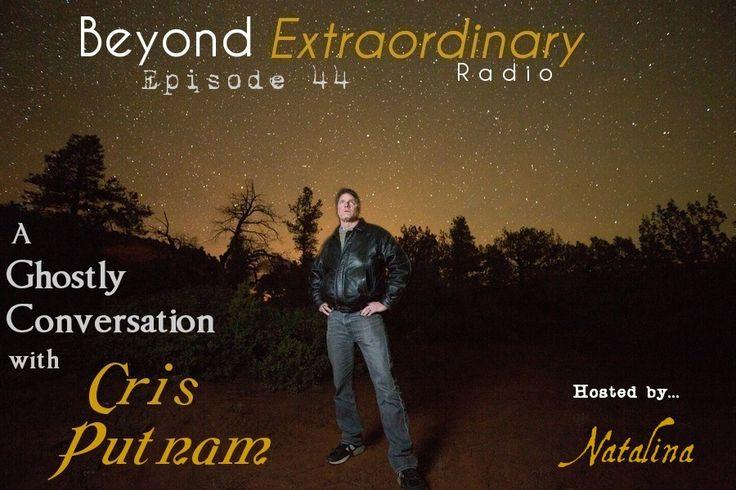 Cris Putnam Ghost Interview