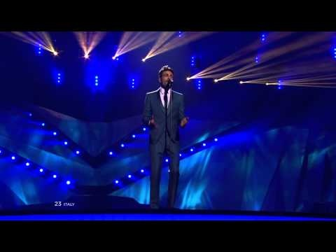 Marco Mengoni - LEssenziale (Italy) Eurovision 2013 Grand Final Original HD - YouTube