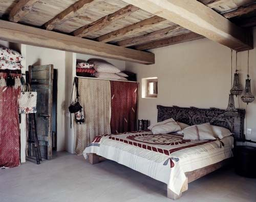 17 best images about eclectic house eklektisches haus for Chambre ethnique