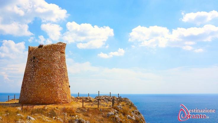 Torre Minervino, litoranea Otranto - Santa Cesarea