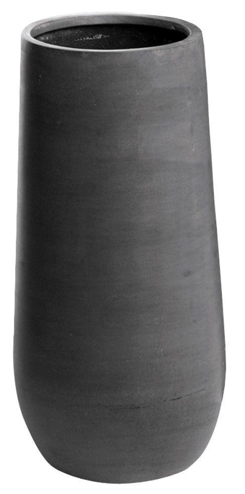 Bloempot Idaho small VTW De Idaho is een grote pot een eyecatcher in de woonkamer of op een terras. In 2 kleuren verkrijgbaar. Het gebruikte materiaal is Fiberstone (mengsel van polyester, gemalen graniet en fiberglas), dit maakt de pot supersterk en niet zwaar, maar zorgt wel voor een natuurlijke uitstraling.. Lichtgewicht en vorstbestendig. De gehele fiberstone-collectie is zowel voor binnens-als buitenhuis geschikt en zijn verkrijgbaar in uiteenlopende vormen en kleuren. Materiaal: ...