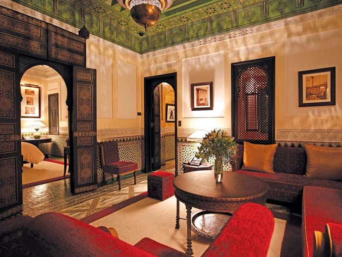 16 best images about moroccan style home decor design ideas on pinterest ceilings moroccan - Moroccan living room design ...