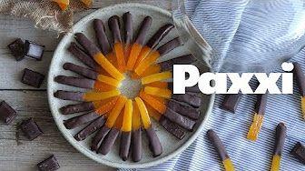 Μπαστουνάκια πορτοκαλιού με σοκολάτα   #paxxigr #φλούδες #πορτοκάλι #σοκολάτα #γλυκά #βίντεο #youtube #recipe #συνταγή #χριστουγεννιάτικα #γιορτές