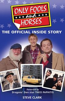 Only Fools and Horses - The Official Inside Story takes us behind the scenes to reveal the secrets of the hit show and is fully authorised by the family of John Sullivan, the show's creator and writer.  The book is based on dozens of one-to-one interviews conducted by author Steve Clark with the show's stars including Sir David Jason and Nicholas Lyndhurst and key members of the production team.