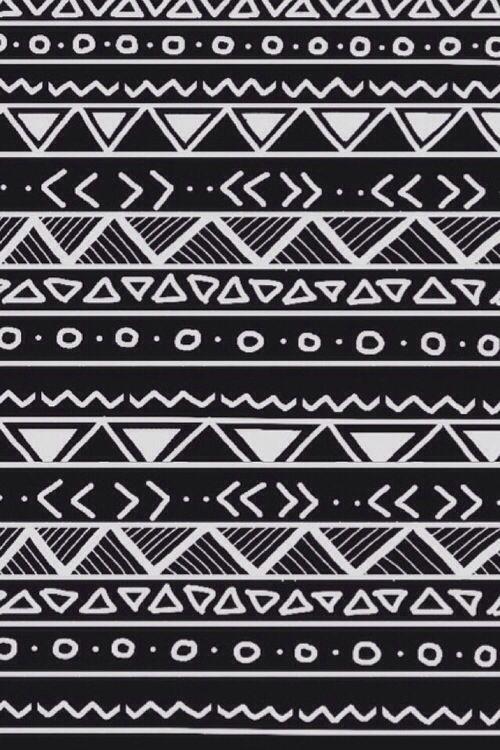 Tribal Wallpaper Wallpapers Pinterest Aztec Wallpaper Tribal