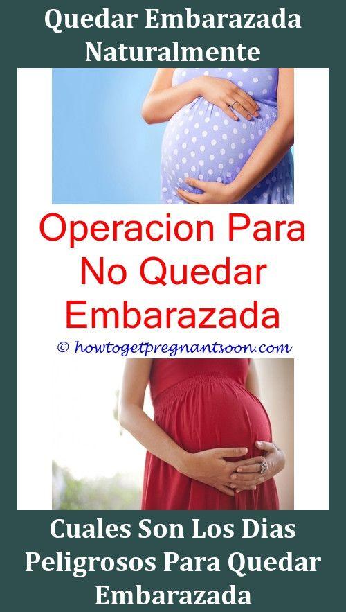 cuando es mas facil quedarse embarazada