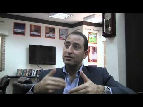 Samih Toukan, Maktoob (Jordan) [Arabic Video]