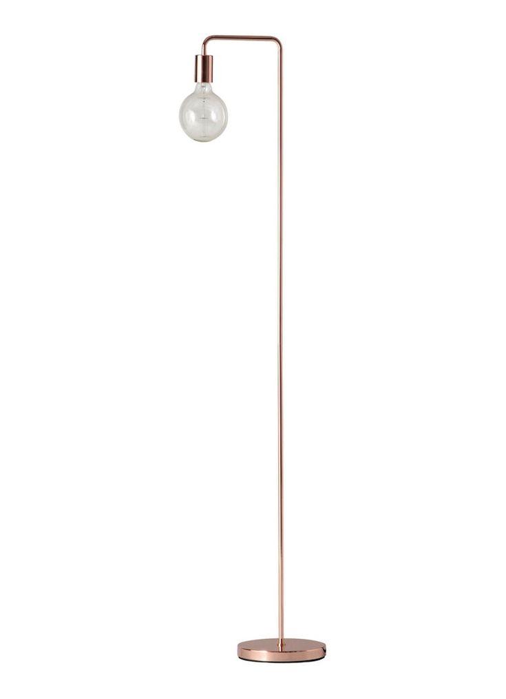 Frandsen Cool vloerlamp • de Bijenkorf