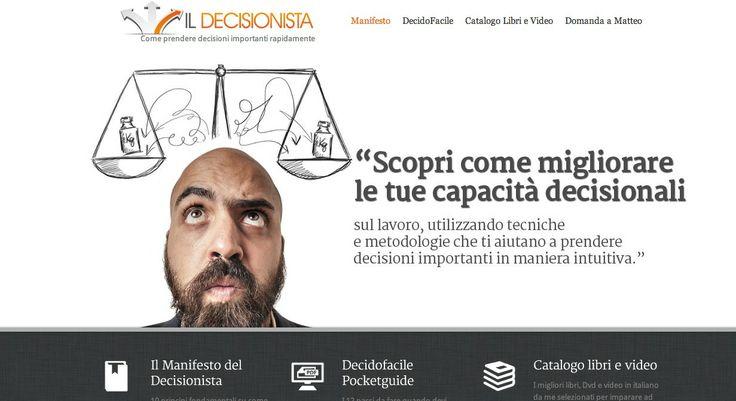 Nicchia: Come prendere decisioni importanti rapidamente - by Matteo Bocedi - www.ilDecisionista.it
