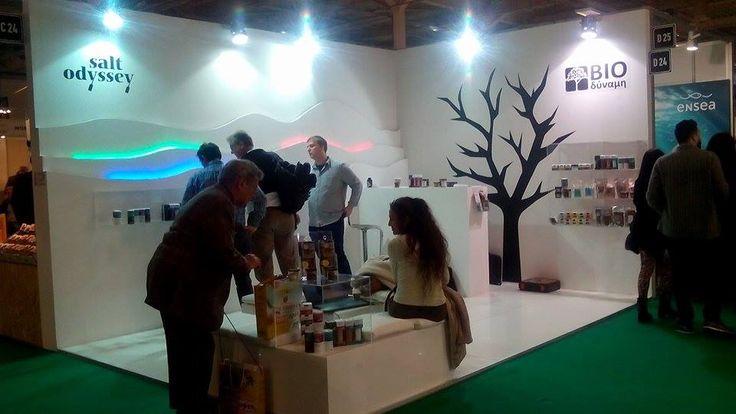 Salt Odyssey - food expo 2015