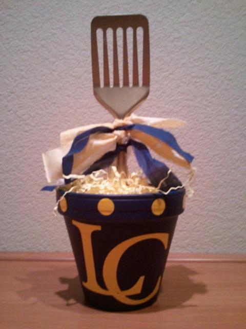 Golden Spatula award for our cafeteria...