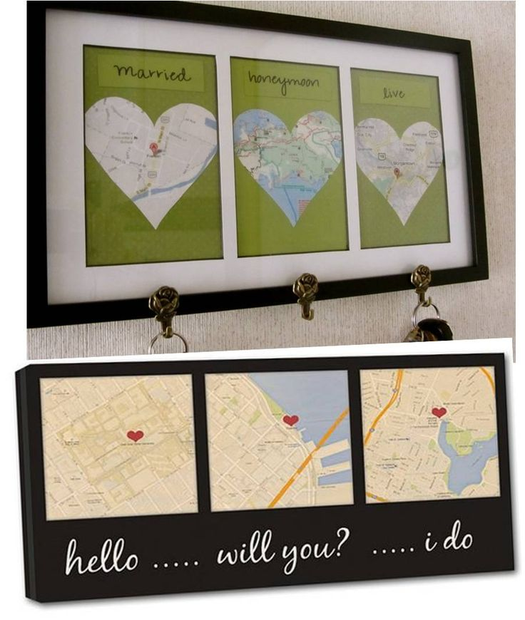 diy first wedding anniversary gift ideas