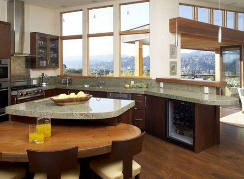 Kitchen Island With Dining Table Attached 8 best kitchen island images on pinterest   dream kitchens