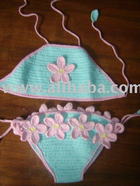 bikinis de ganchillo para las niñas jóvenes-Traje de baño & ropa de playa-Identificación del producto:100436899-spanish.alibaba.com