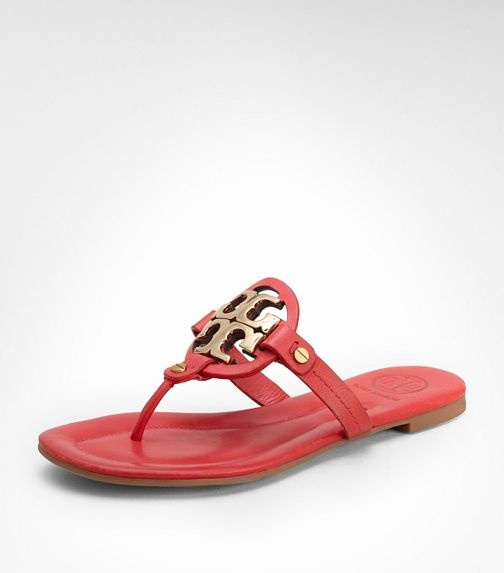 .Orange Red, Fancy Flip, Glorious Red, Flip Flopa, Tory Burchhh, Broken Toes, Flip Flops, Toryburch Com, Burch Flip