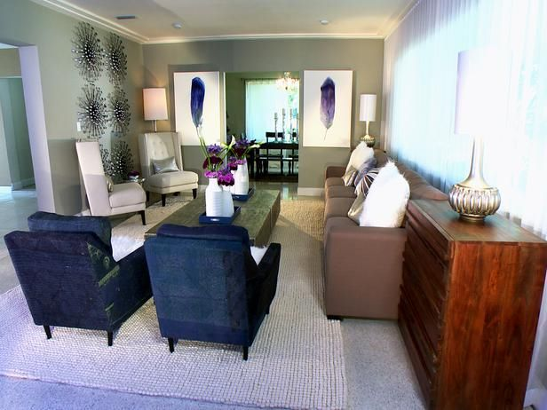 Best Love David Bromstad His Purple Feather Paintings Are So 400 x 300