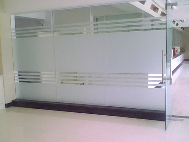 60cm Width 1meter Privacy Frosted Frosting Office Study