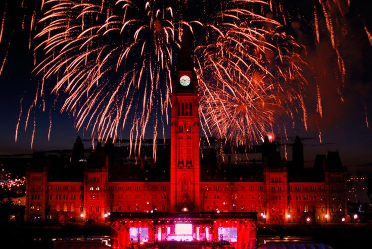 Canada Day July 1, 1867, Canada's independence from