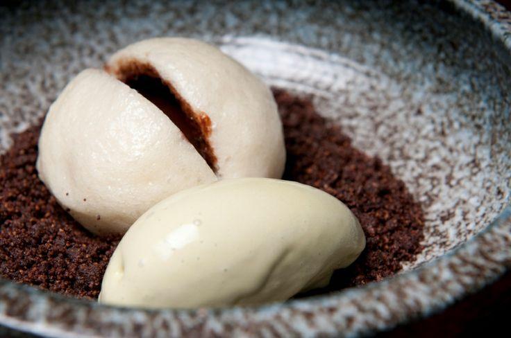 Madame Wu's chocolate buns