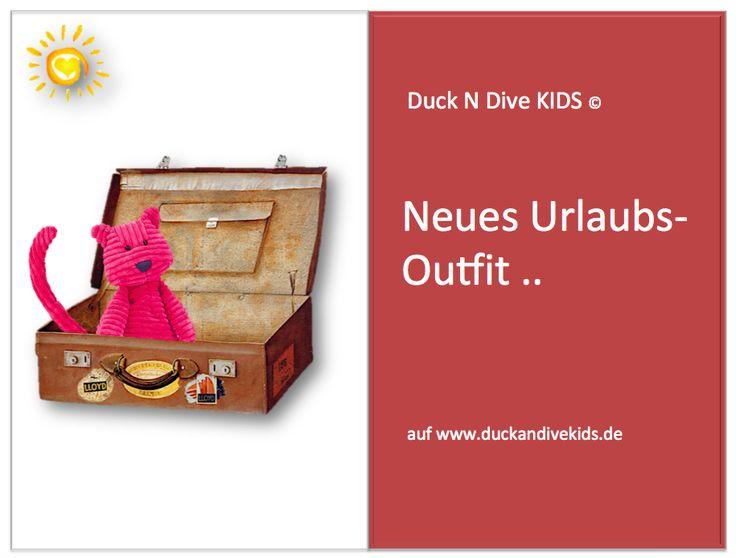 ☼ ☼ ☼  www.duckandivekids.de ☼ Schöne Reise ☼ Ich packe meine Urlaubs-Koffer... Sportlich, chic und bunt - die besten Urlaubs-Outfit für unsere KIDS....☼ ☼ ☼  Sehen sie mehr auf www.duckandivekids.de #shoppen #Online #Angebote #Kids #Fashion #Sommer #Zwillinge #Girls #Boys #Baby #Beliebt #Duckandivekids #Denim #Shirts #Kombi #Preisjäger #Farben #Shorts #Neu #Jetzt #Kinder #Bekleidung #Helden #Prinzessinnen