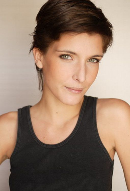 Inês Castel-Branco, a Portuguese actress.
