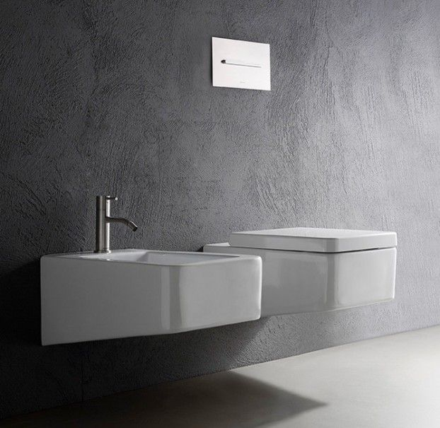 158 best Bagno images on Pinterest | Bathroom, Bathroom inspiration ...