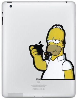 Köp billigaste och bästa Homer dekaler till din iPad 2/3/4. Dessa festliga dekaler finns i flera olika motiv. http://bit.ly/1wB7rLS