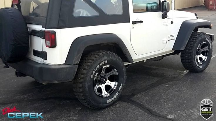 4 Wheel Drive Wheels And Tires Packages