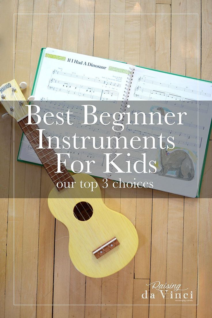 10 Of The Best Musical Instruments For Children To Learn ...