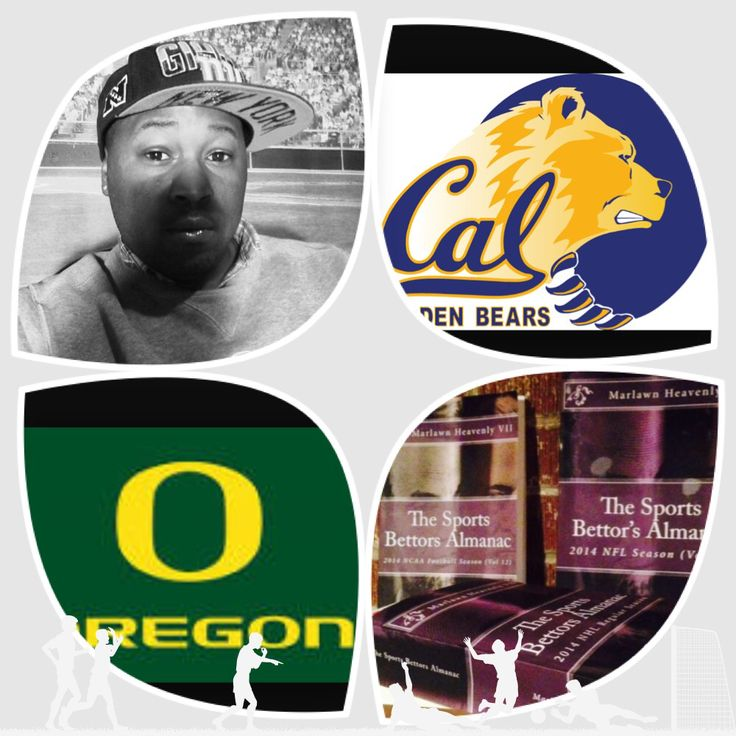 "2/25/15 NCAAB Sports Bettors Almanac Update: #Oregon #Ducks vs #California #GoldenBears (Take: Ducks +0)(THIS IS NOT A SPECIAL PICK ) ""The Sports Bettors Almanac"" SPORTS BETTING ADVICE  On  99% of regular season games ATS including Over/Under   1.) ""The Sports Bettors Almanac"" available at www.Amazon.com  2.) Check for updates   Marlawn Heavenly VII (SportyNerd@ymail.com)  #NFL #MLB #NHL #NBA #NCAAB #NCAAF #LasVegas #Football #Basketball #Baseball #Hockey #SBA"