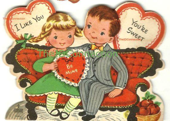 260 best VALENTINES ROMANTIC VINTAGE images – Vintage Valentine Cards to Print