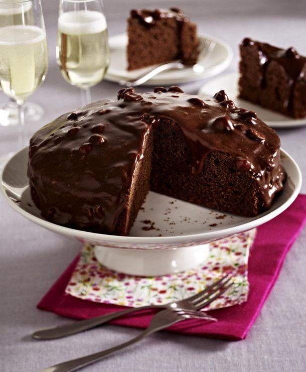 Unser beliebtes Rezept für Schoko-Karamell-Kuchen und mehr als 55.000 weitere kostenlose Rezepte auf LECKER.de.