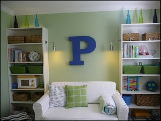 The Happy Life of a Mom & Wife: Playroom Ideas