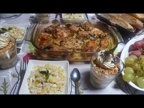 وجبة غداء لذيذة جدااااا وسهلة التحضير - YouTube