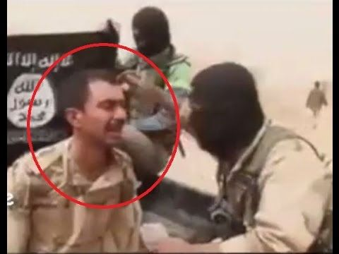 Iraq War 2014 -- Shia soldiers Cry when Captured and Beheaded by ISIS | ...