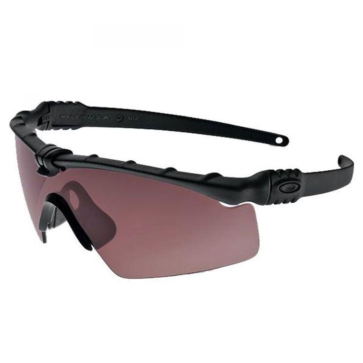 Oakley SI Ballistic M Frame 3.0 schwarz PRIZM TR22| Die Ballistic M Frame 3.0 ist Teil der Standard Issue Linie von Oakley, die sich exklusiv an Militärangehörige und zivile Polizei- und Rettungskräfte richtet.