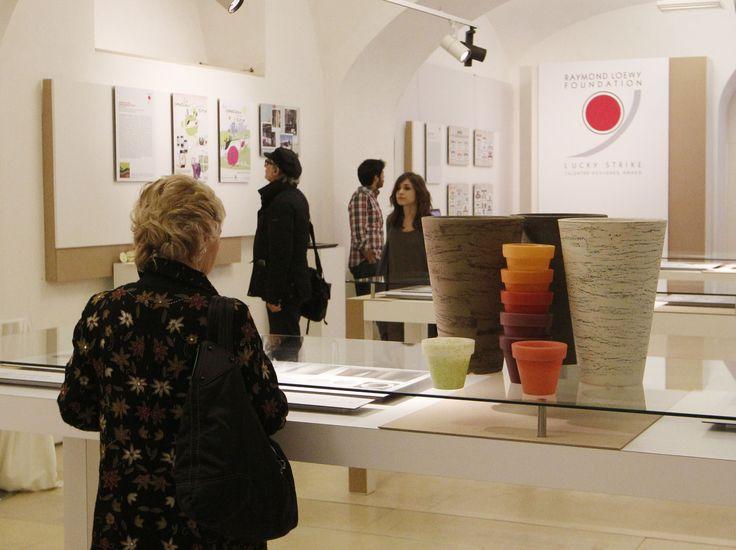 VIII #LuckyStrike Talented #Designer Award. Fondazione Plart, Naples.