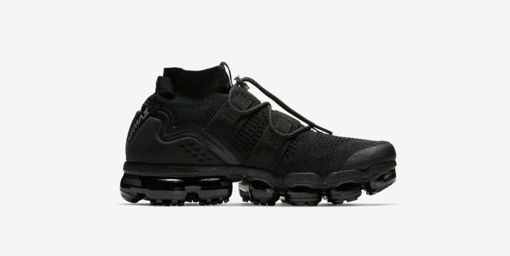 8dbca35509f7a Nike Unveils the Air VaporMax Utility 'Maximum Black' - WearTesters ...